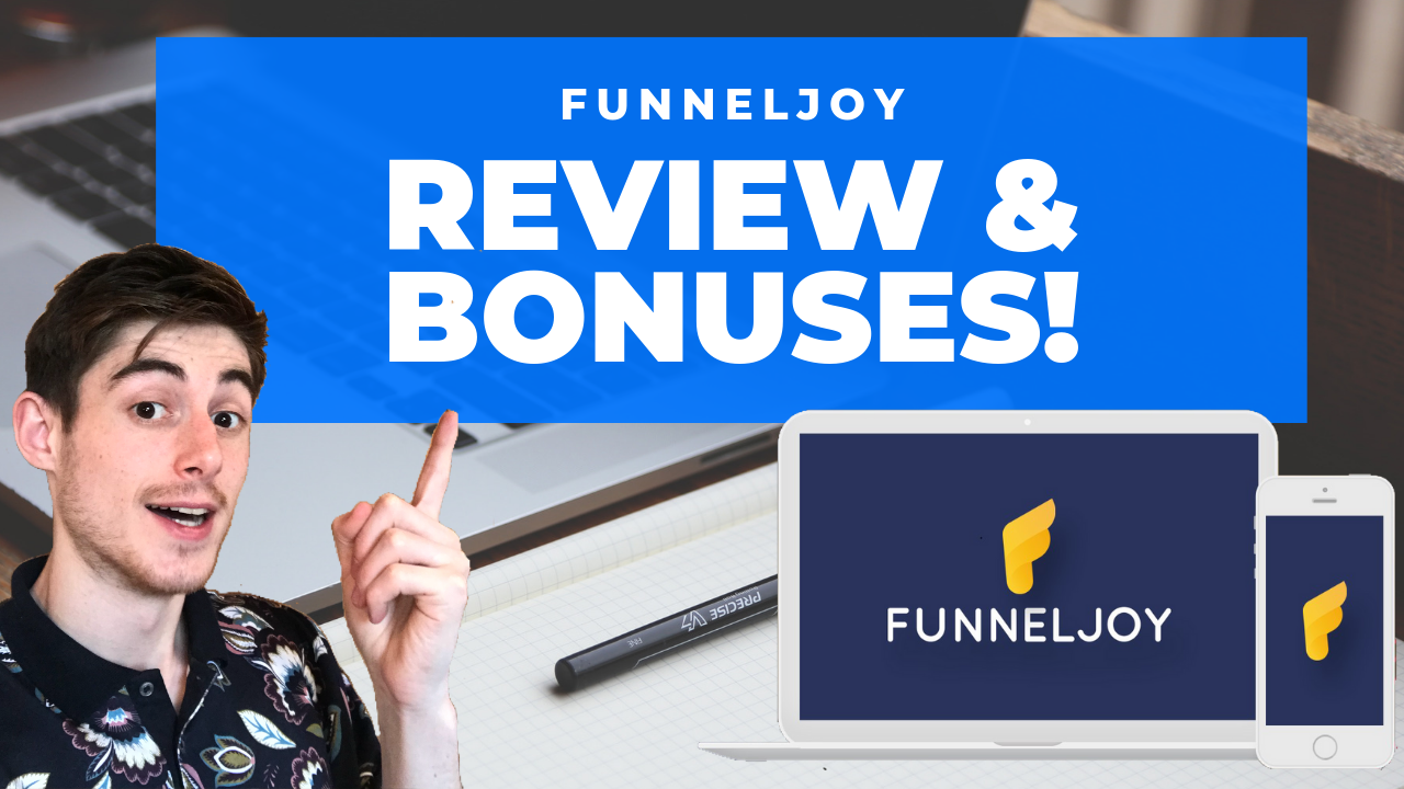 FunnelJoy Review And Bonuses